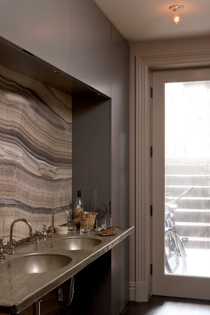 neuhaus design architecture p c clinton hill townhouse. Black Bedroom Furniture Sets. Home Design Ideas